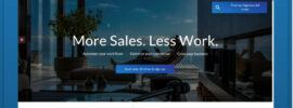 more sales less work